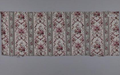 Sample of printed cloth