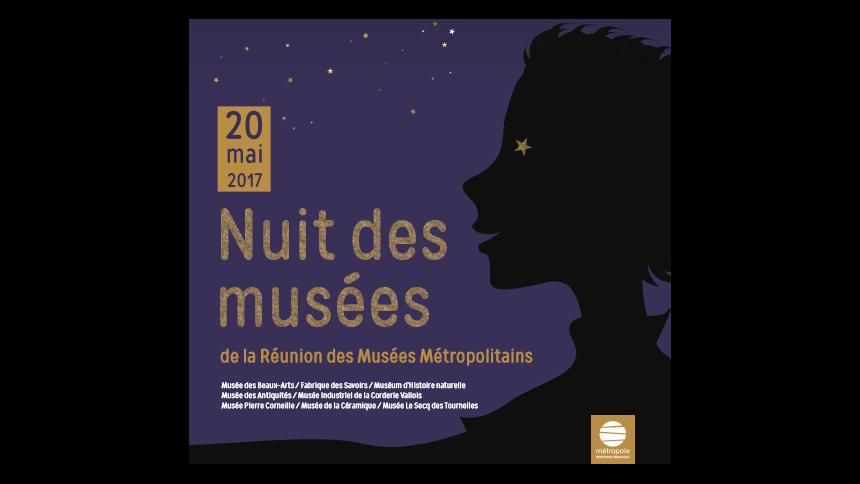 Samedi 20 mai 2017 : Nuit des musées au Musée de la Corderie Vallois