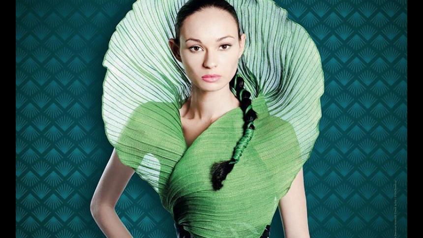 Une styliste nommée nature, histoire secrète de nos textiles