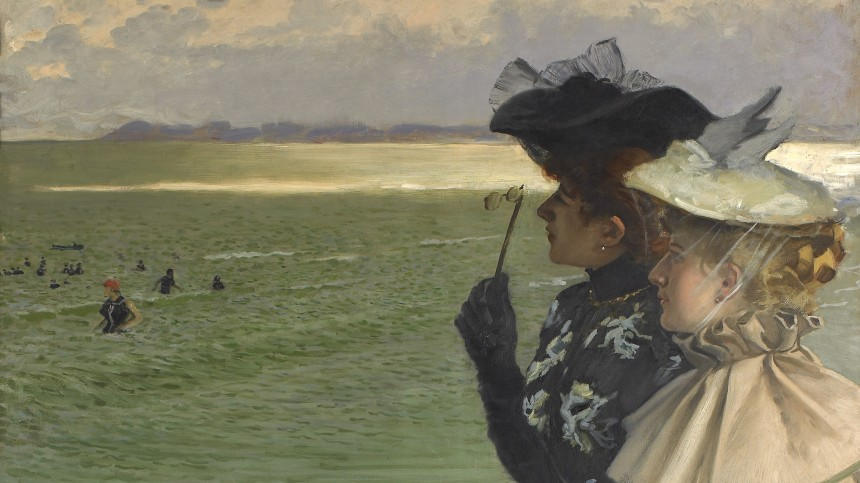 Crinolines et chapeaux, La mode au temps des impressionnistes